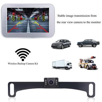 Wireless Backup Camera Kit