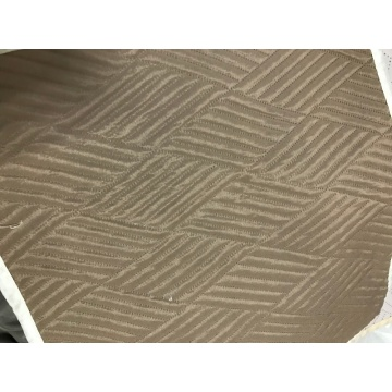 Geometric Design Ultrasonic Microfiber Fabrics