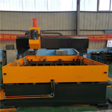 Gantry Movable CNC Plate Drilling Machine