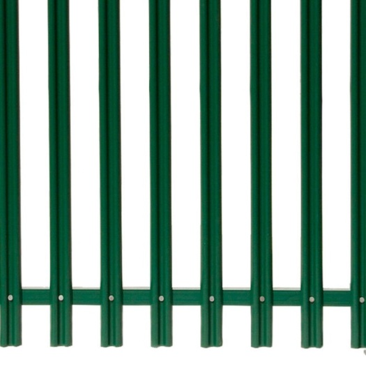 australia black powder coated customized color palisade Kenya palisade fencing