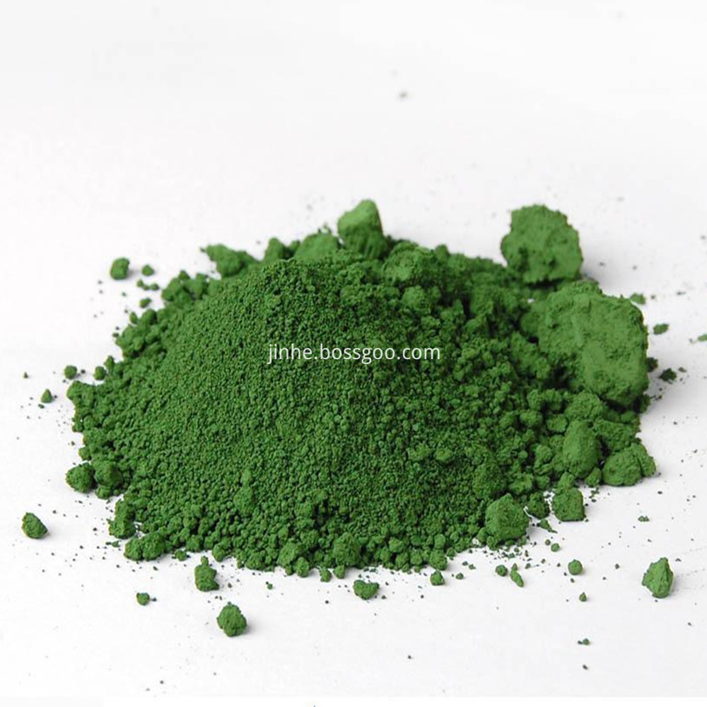 Chrome Green Oxide