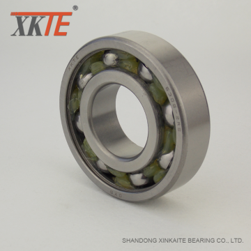 Double Sealed Ball Bearing For Conveyor Return Rollers