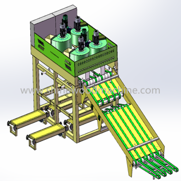 Automatic Vacuum Veneer Stacker Machine