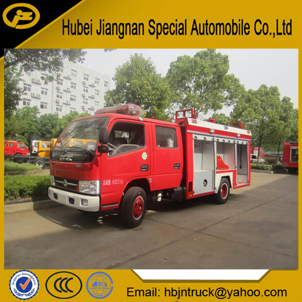 Fire Fighting Truck Price
