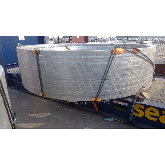 5.0MW Gravity Foundation Flange for Offshore Wind Power