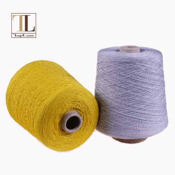 Topline 2020SS cotton linen blend yarn