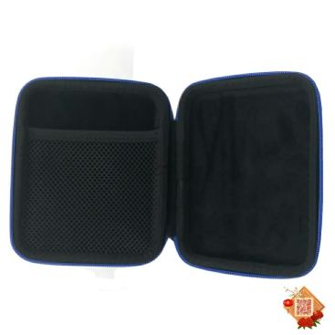 Print black leather eva form case for tool