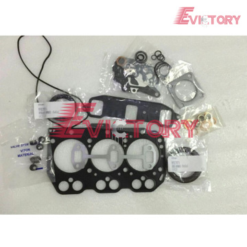YANMAR 3TN76 cylinder head gasket kit