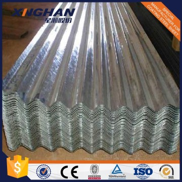 Galvanized corrugated metal steel roofing sheet
