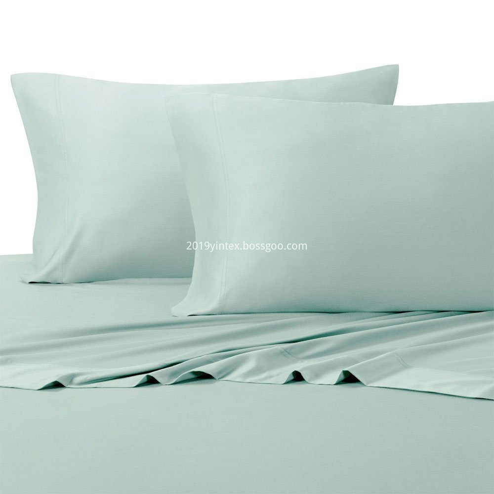 Polyester Bed Sheet