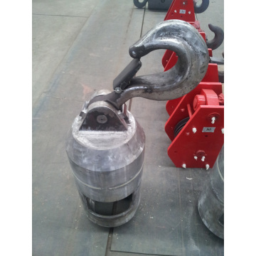 5T crane hook group
