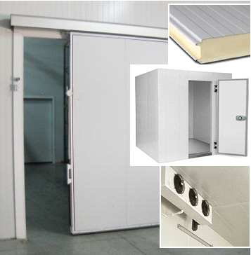 pu panel for cold room