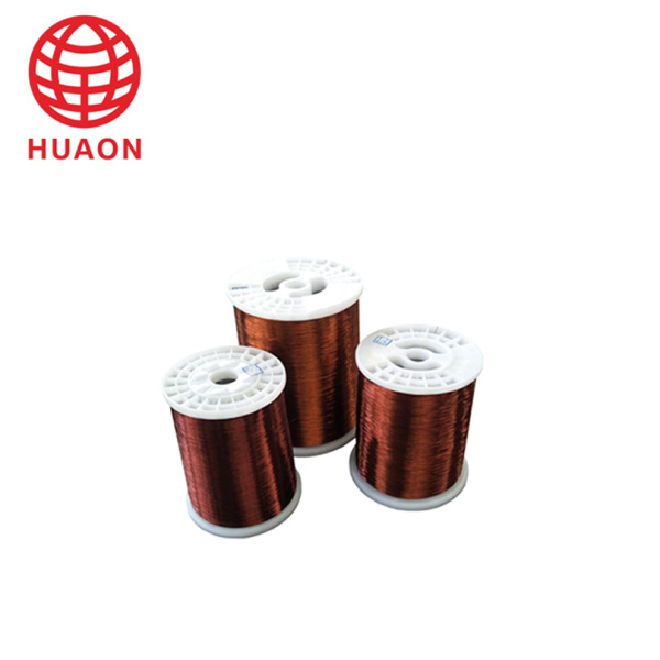 Insulated enameled copper winding wire