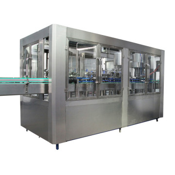 2500BPH Juice Bottling Machine