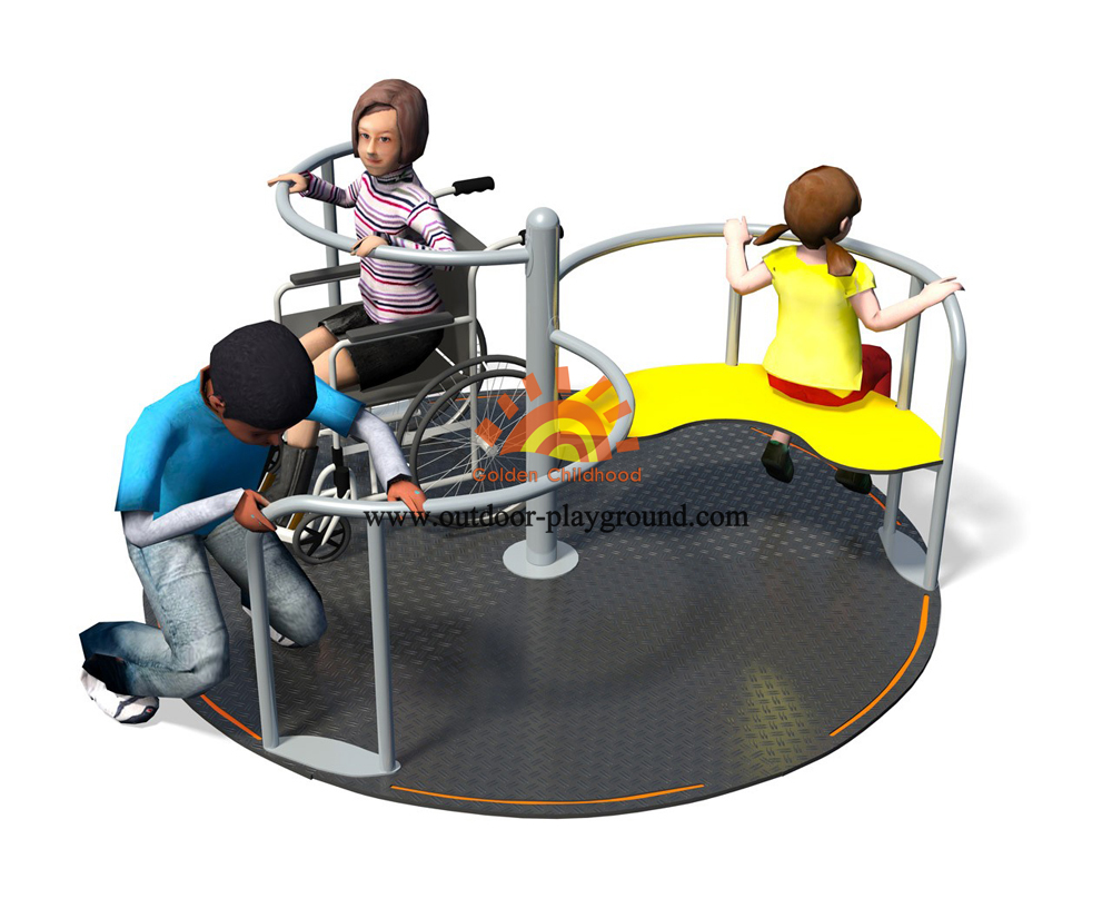 Playground Roundabout For Sale