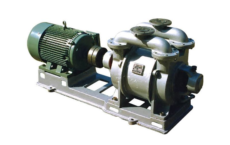 2BE water ring vacuum pump and compressor 2