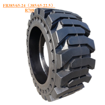 Solid Skid Steer Tire FB385/65-24(385/65-22.5)R708