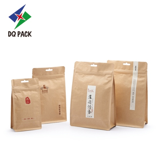 Tea Bag Kraft Paper Bag Plastic Paper Bag
