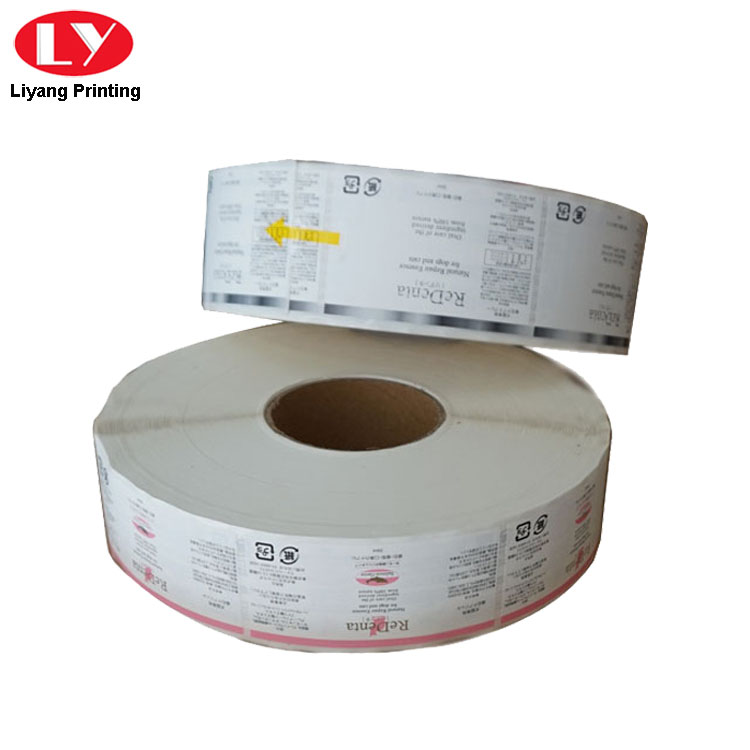 Pvc Stickers In Roll
