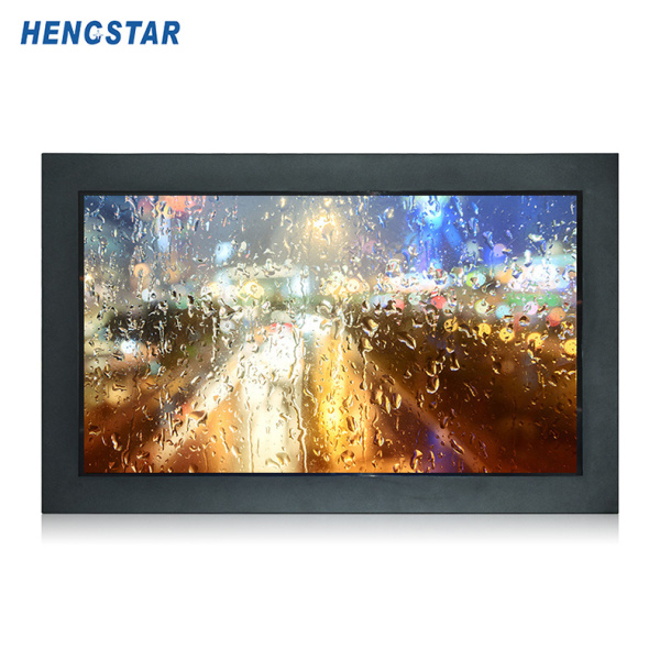 55inch lcd screen large advertising outdoor display