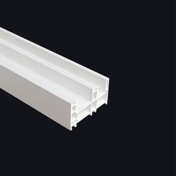 80mm Sliding Pvc Profile
