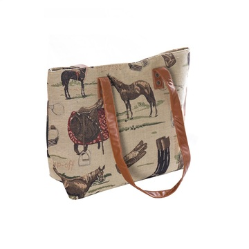 Classical Ladies Traveling Tote Bag