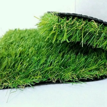 40mm four tone color artificial turf carpet