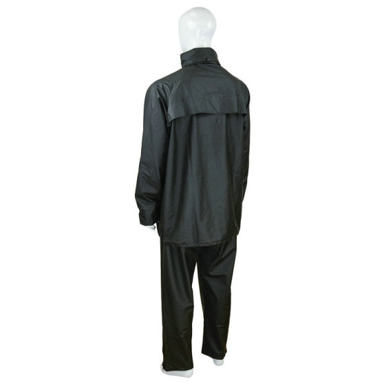 High quality PU rain coat suit