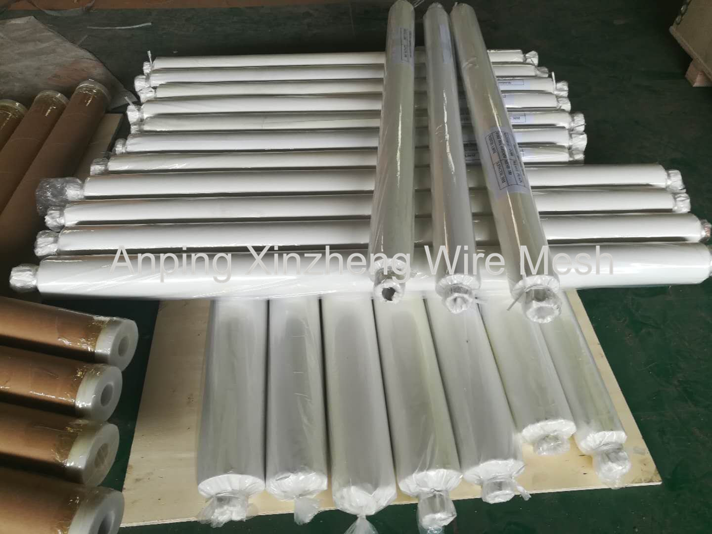 Dutch Weave Metal Mesh