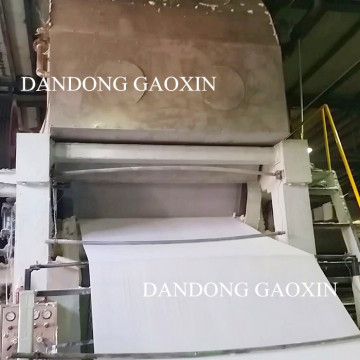 Crescent Tissue Paper Making Machine