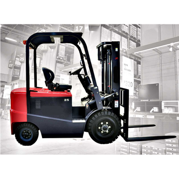 THOR New Type Mini Narrow Battery Forklift 1.8 Ton