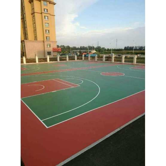 Anti-yellowing 3:1 Pavement Materials  Courts Sports Surface Flooring Athletic Running Track