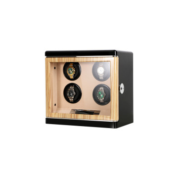 custom logo watch winder box