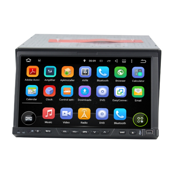 Car Multimedia For Android Universal Player