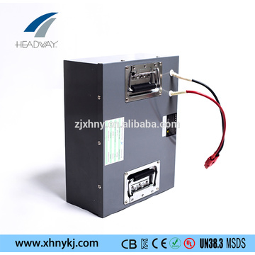 rechargeable lithium ion battery 24V40Ah for forklift