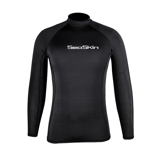 Seaskin Mens Rash Vest