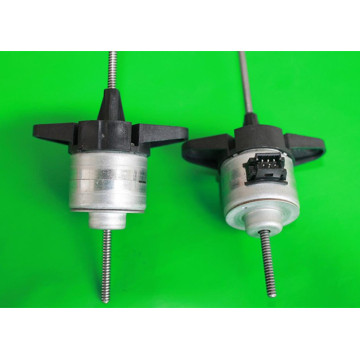 28mm PM Stepper Motor with Non-captive Shaft