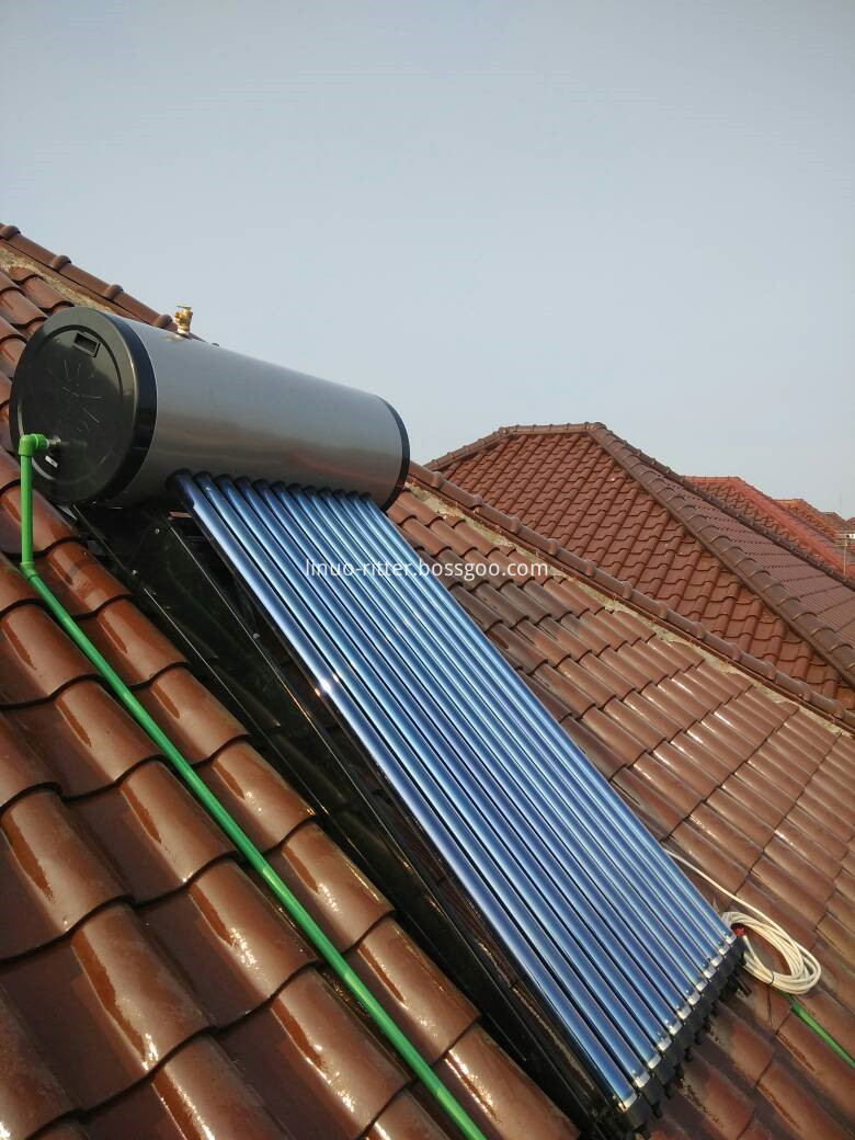High Pressure Solar Water Heater 150L
