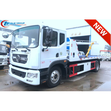 2019 New Dongfeng D9 Flatbed Tow Truck