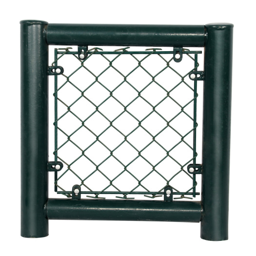 PVC Chain Link Fence Accessories Fittings for sale