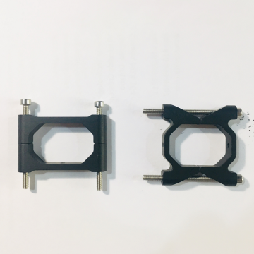 Hard Anodizing Aluminum Quick Release Clamp