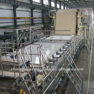 Corrugated Paper Machine Kraft Paper Making Machine
