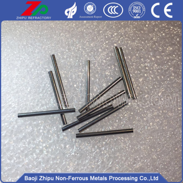 High purity 99.95% tungsten rod for heating element