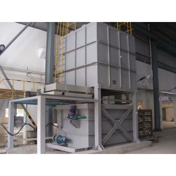 Vertical Aluminum Alloy Quenching Furnace Hardening