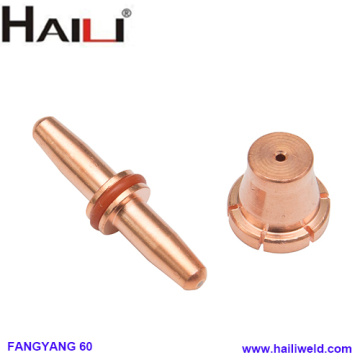 Fanyang 60 plasma Nozzle and Electrode