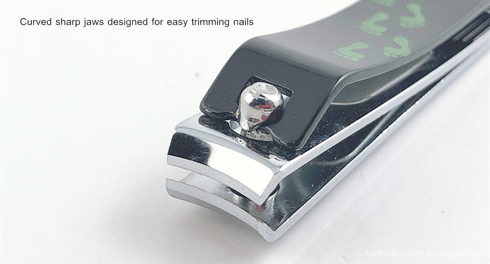 Curved Toenail Clippers