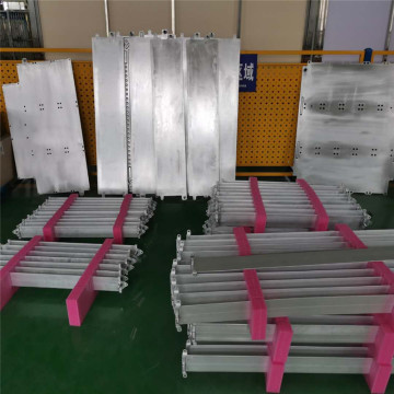 Aluminum best water cooling plate for heat exchanger