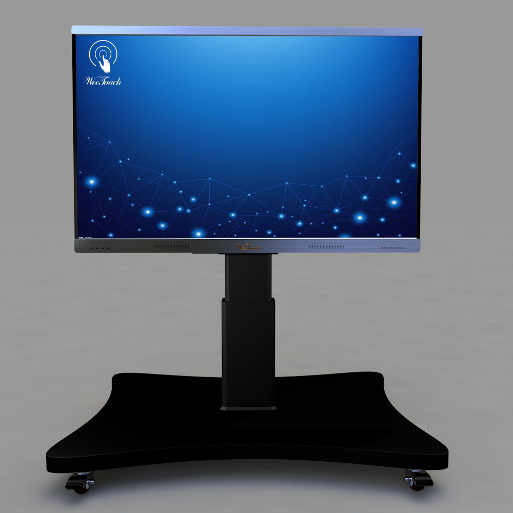 55 inches interactive whiteboard with Automatic stand