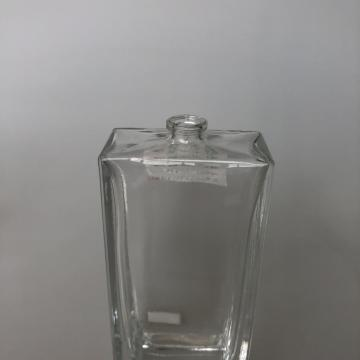 120ml rectangle2 glass bottle