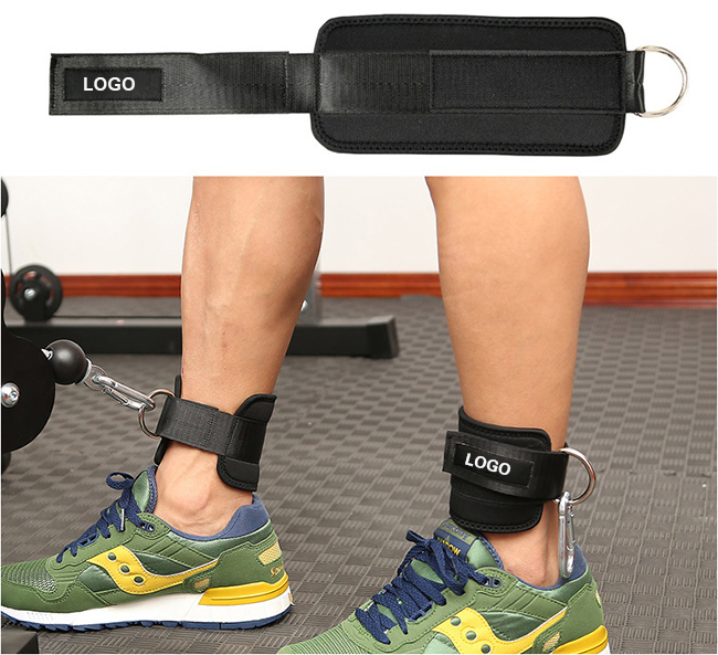 Gym Equipment Ankle Straps